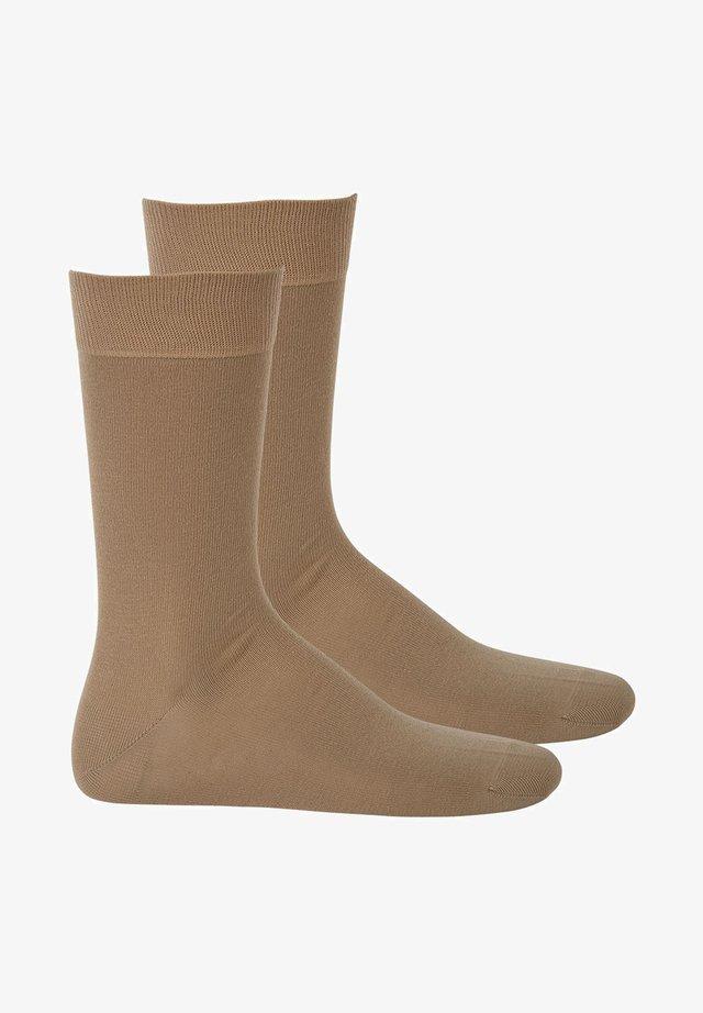 2 PACK - Socks - sisal