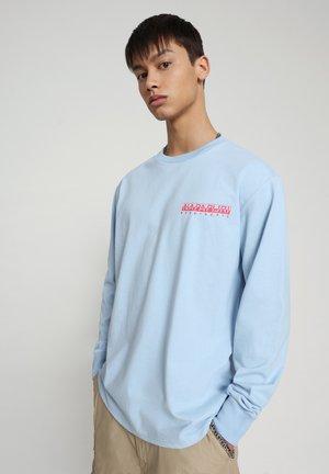 BEATNIK - Long sleeved top - light blue dream