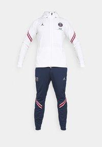 Nike Performance - PARIS ST. GERMAIN  - Klubbkläder - white/midnight navy - 6