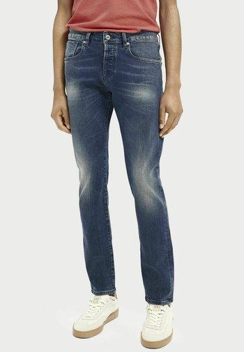 Slim fit jeans - blue daze