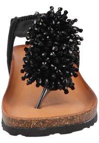 IGI&CO - T-bar sandals - nero - 5