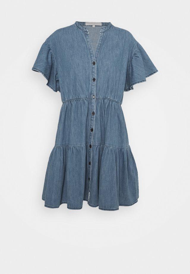 RIO - Korte jurk - blue
