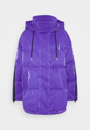 W-DERK JACKET - Down coat - purple