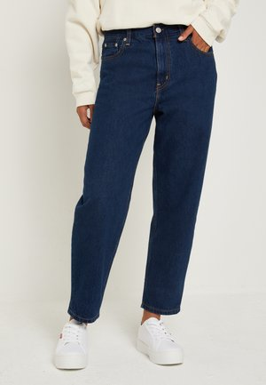 LOOSE TAPER CROP - Jeansy Relaxed Fit - at the ready loose