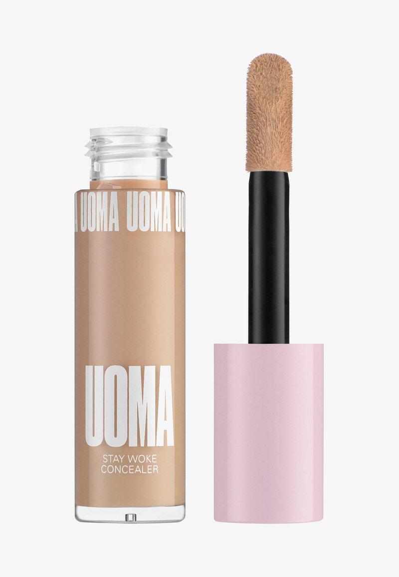 UOMA - STAY WOKE CONCEALER - Concealer - t3 honey honey