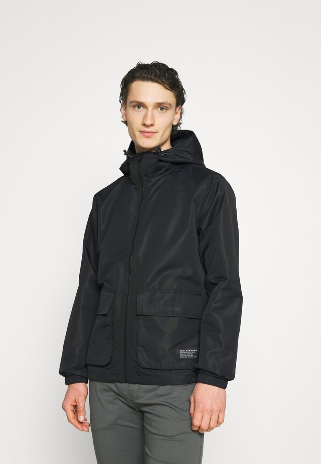 TACTICAL - Summer jacket - blacks