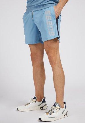 MIKROFASER - Short de sport - blau
