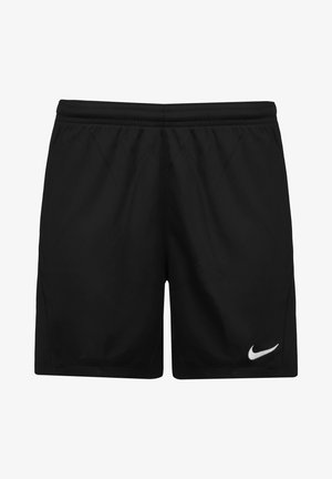 DRY PARK III - Sports shorts - black / white