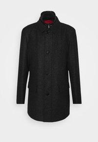 HUGO - BARELTO - Klasický kabát - black - 6