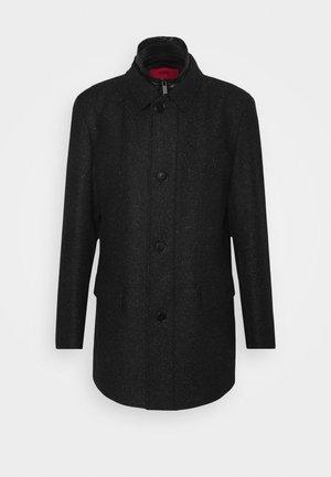 BARELTO - Zimní kabát - black