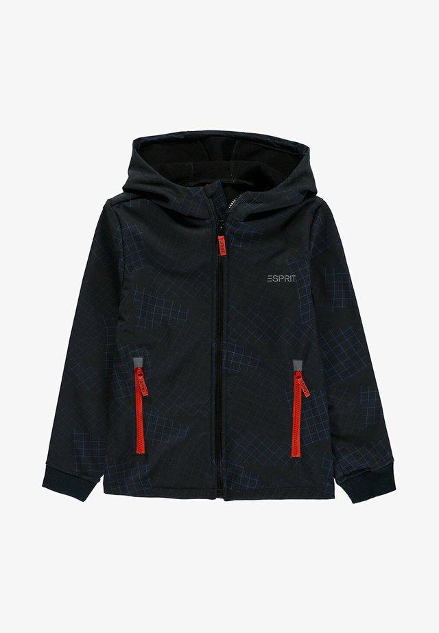 MIT REFLEKTOR-DETAILS - Outdoor jacket - black