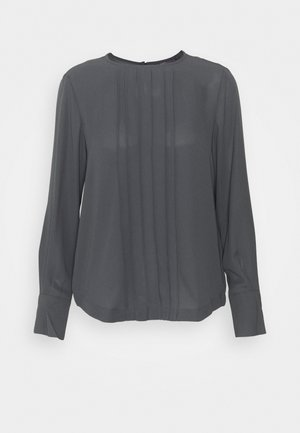 TOPSTITCH  - Long sleeved top - grey