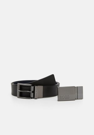 REVERSIBLE BELT - Riem - black