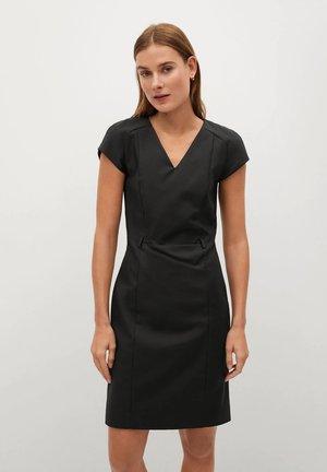COFI7-N - Cocktail dress / Party dress - schwarz
