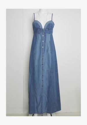DE-ARYA - Maxi dress - denim blue