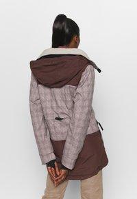 Rojo - AIDEN JACKET - Snowboard jacket - misty rose - 2