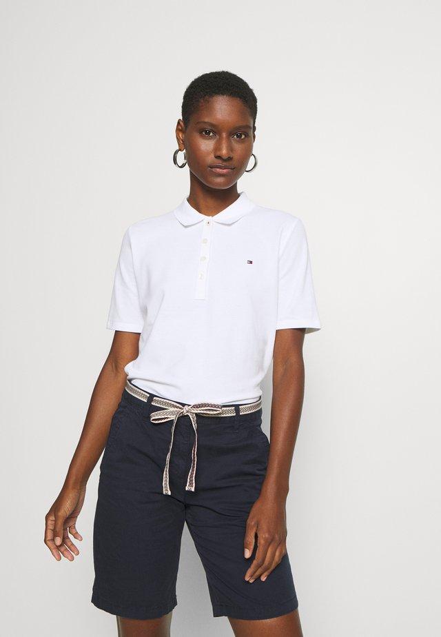 Polo shirt - white