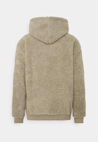 YOURTURN - UNISEX - Fleece jumper - stone - 1