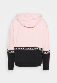 DKNY - BOXY HOODED - Hoodie - rosewater - 1