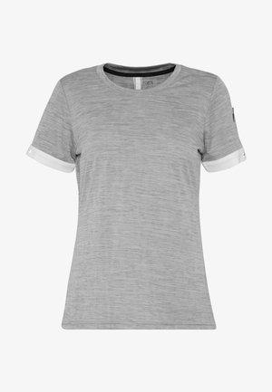 RUKKA RUOTULA - T-shirt z nadrukiem - grey