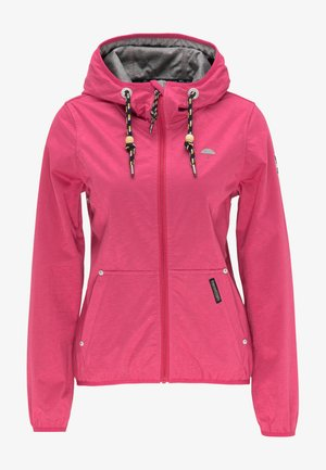 Outdoor jacket - dark pink