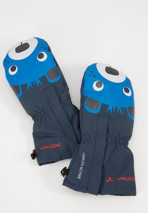KIDS SNOW CUP SMALL GLOVES - Fäustling - steelblue