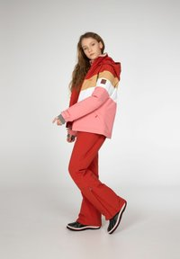 Protest - Snowboard jacket - think pink - 3