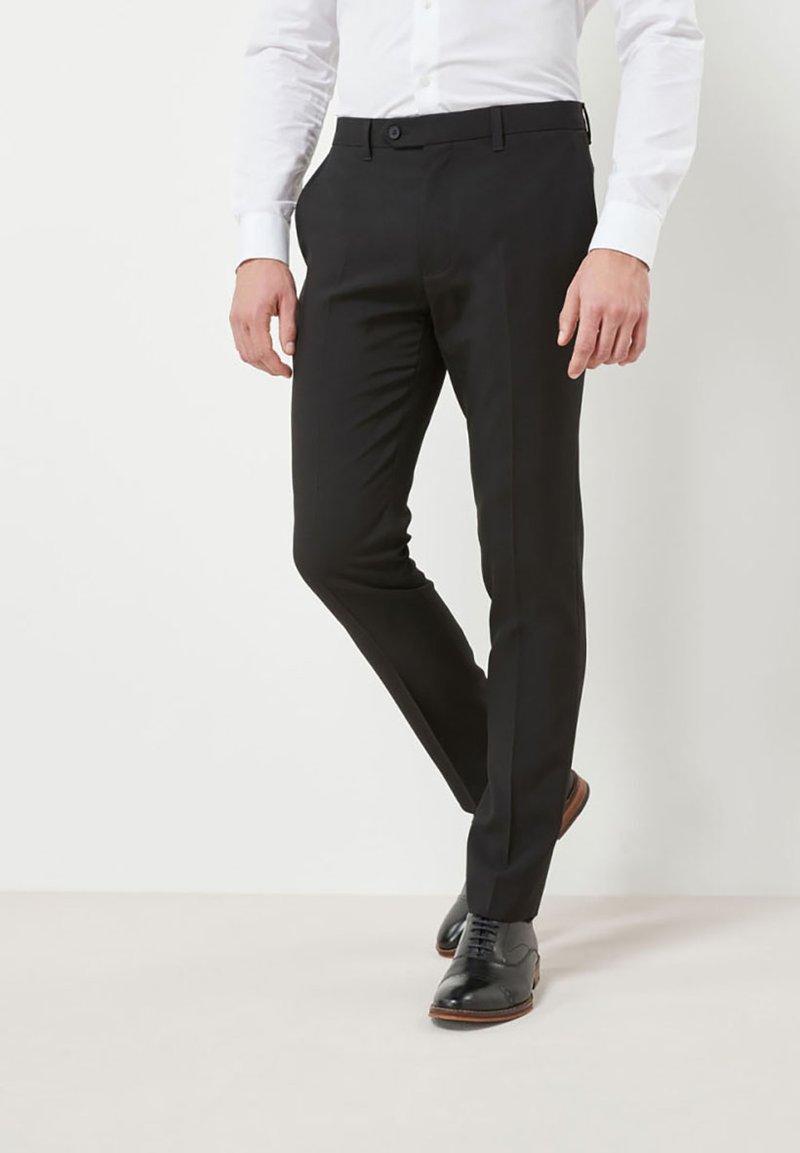 Next - Suit trousers - black