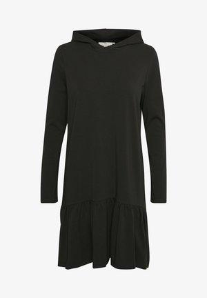 KADANA - Jersey dress - black deep
