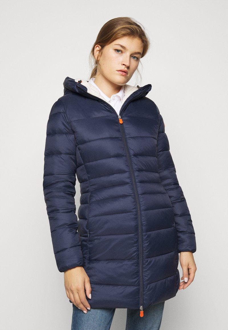 Save the duck - GIGAY - Winter coat - navy blue
