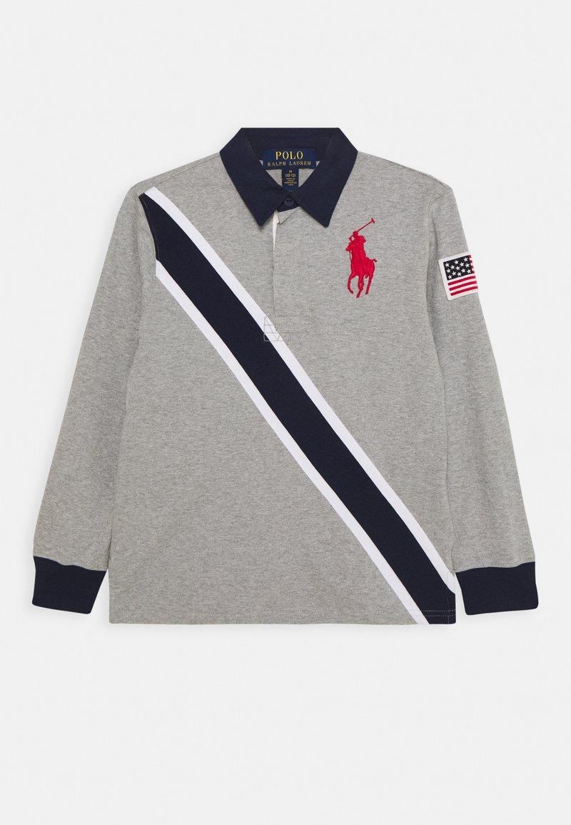 Polo Ralph Lauren - RUGBY - Polo shirt - andover heather