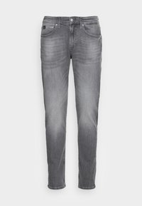 SLIM TAPER - Jeans Tapered Fit - denim grey