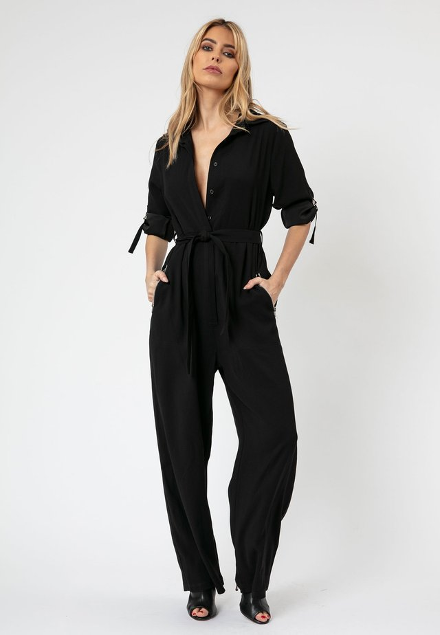 MARS  - Jumpsuit - black