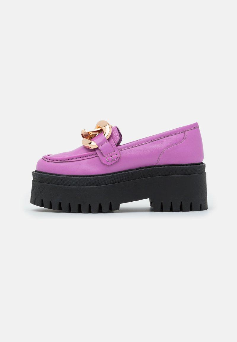 ASRA - GIGI - Zapatos de plataforma - orchid