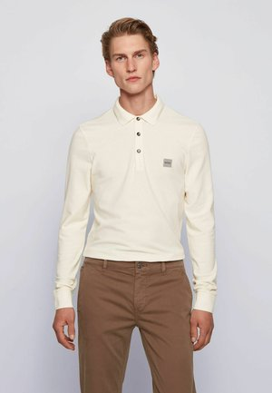PASSERBY - Polo shirt - light beige