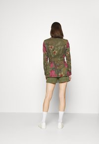 Desigual - Summer jacket - green - 2