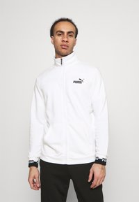 Puma - AMPLIFIED SUIT - Chándal - white - 0