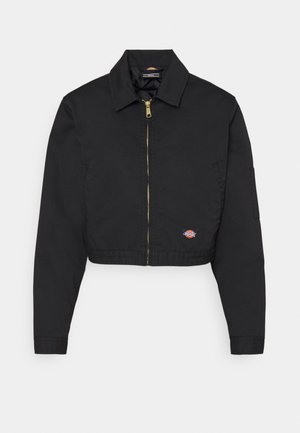KIESTER - Summer jacket - black