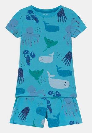 SEA UNISEX - Pyjama set - blue