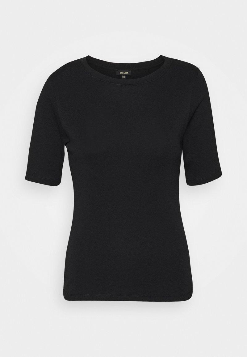 More & More - T-shirt basic - black