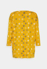 Esprit - CORE - Maglietta a manica lunga - brass yellow - 1