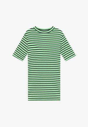 T-shirt imprimé - indigo