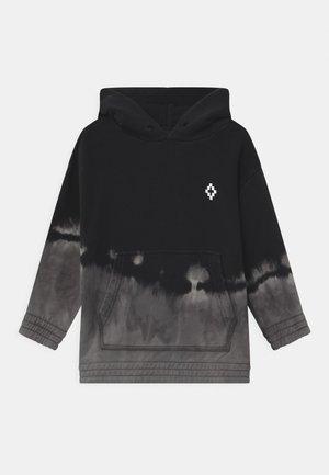 HOOD TIE & DYE - Sweatshirt - nero