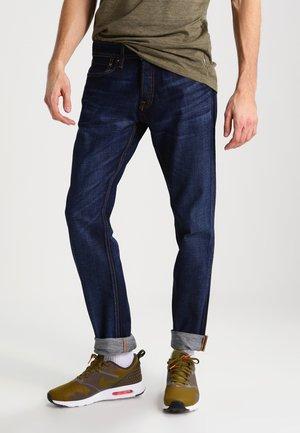 JJICLARK JJORIGINAL  - Straight leg jeans - blue denim