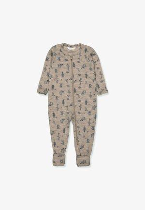 ANIMAL PARK - Sleep suit - dunkelblau