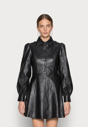 DOLORES DRESS - Jurk - black