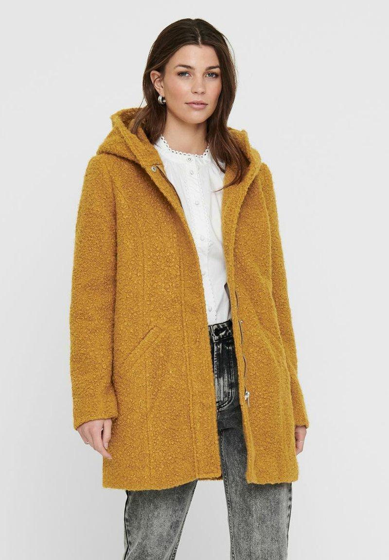 JDY - JDYSONYA - Classic coat - golden brown