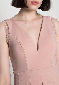 WAL G. - SKATER DRESS - Žerzejové šaty - blush pink - 4