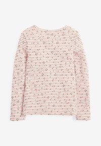 Next - Long sleeved top - light pink - 1