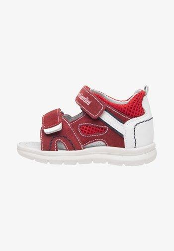 Sandals - rubino